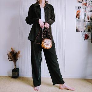 Host Pick⚡Vintage Patti Smith Style Pants + Jacket